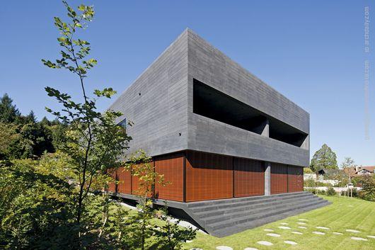 Kastanienbaum Twin Houses / Lussi + Halter (5)