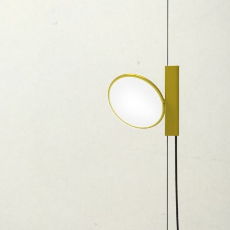 OK Lamp By Konstantin Grcic For Flos. A LED Update Of Achille Castiglioneu0027s  40