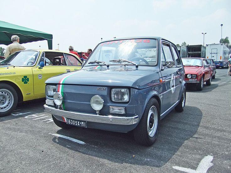 Fiat 126 Abarth