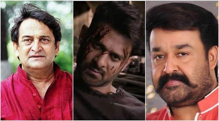 Saaho After Shraddha Kapoor and Jackie Shroff Mahesh Manjrekar Mohanlal join the Prabhas starrer - The Indian Express #757Live