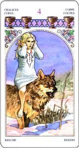 The Sorcerers Tarot - karty Tarota + instrukcja w języku polskim