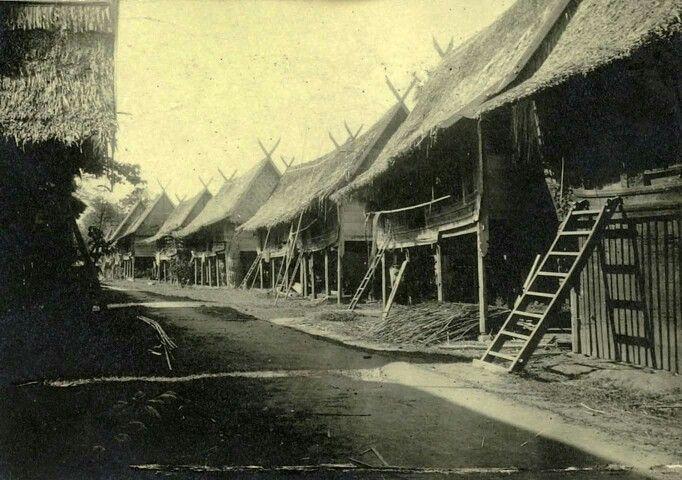 1910. Tanah Prioek. Jambi.