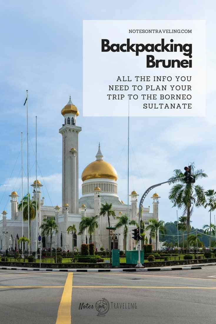 Backpacking Brunei – How to Travel Borneo's Green Heart (On A Budget)