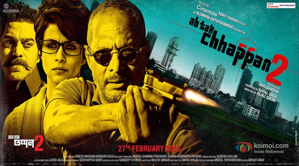 Ab Tak Chhappan 2 Full Movie Watch Online Free Download andAb Tak Chhappan 2 Movie DVDRip Download, You CanAb Tak Chhappan 2 MOvie DVDRip TOrrent Download Free ,Ab Tak Chhappan 2 Hindi Movie Watch