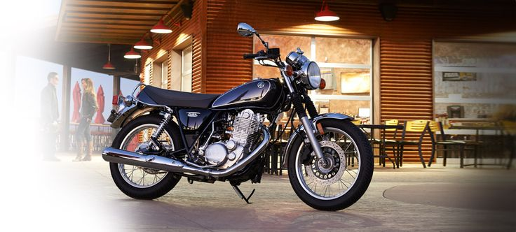 The new SR400 is a legendary classic that's a kick to ride.