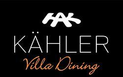 Kähler Villa Dining