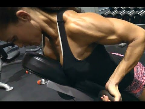 Erin Stern Workout - 13 Upper Body Exercises REVEALED - YouTube