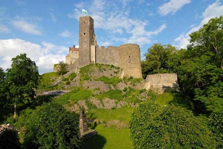 Burg Stolpen Foto