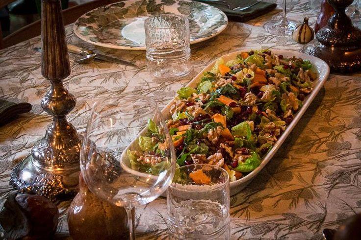 Rancho Gordo Heirloom Bean & Wild Rice Thanksgiving Salad Recipe