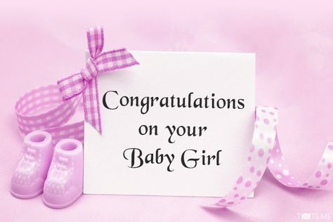 Congratulations For Newborn Baby Girl Quotes Wishes Messages