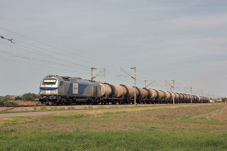 """Vossloh 2632 - Europorte """"4008"""""""