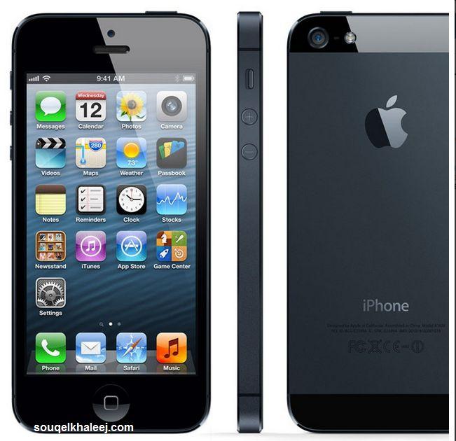 #AppleiPhone 5S (16 GB, 4G LTE + Wi-Fi, BLACK) Special Offer for Ramadan!! Buy at http://goo.gl/BSRHd4