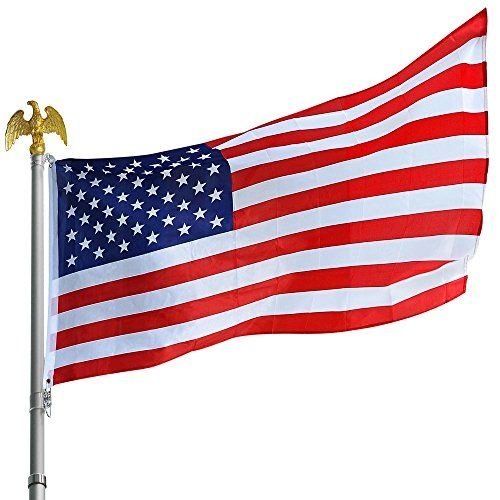 Zehuoge 3x5ft American National Flag Star Stripe Durable Https Www Amazon Com Dp B07kb2fvfv Ref Cm Sw R Pi Dp U American Flag Flag Flag Usa United States
