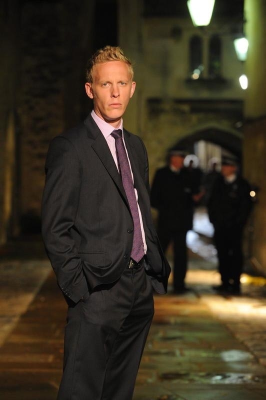 from Masterpiece Mystery: Inspector Lewis, this is DS James Hathaway  - The one who always looks VERY sharp in a suit! - unfortunately Google images does not illustrate this fact very well at all! does not even give him justice.