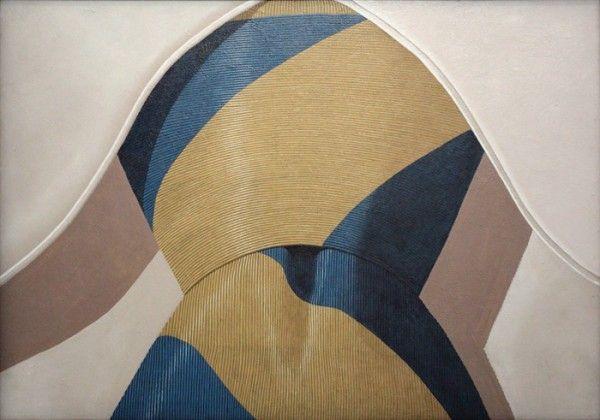Rare Works by the Late Domenico Gnoli   Trendland: Fashion Blog & Trend Magazine - via http://bit.ly/epinner