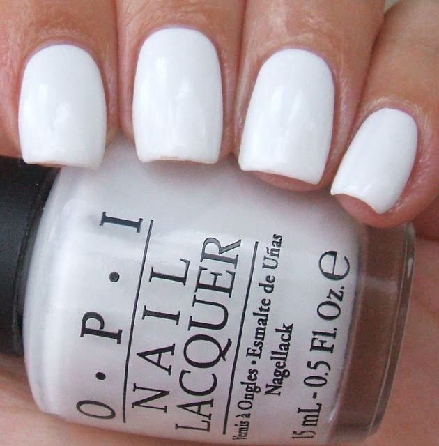Too Me White Nail Polish Is Soo Different And Pretty .. Also Cause It Matches With Everything