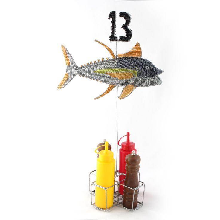 Detailed Tuna Sauce Holder | Stribal CafeStribal Cafe