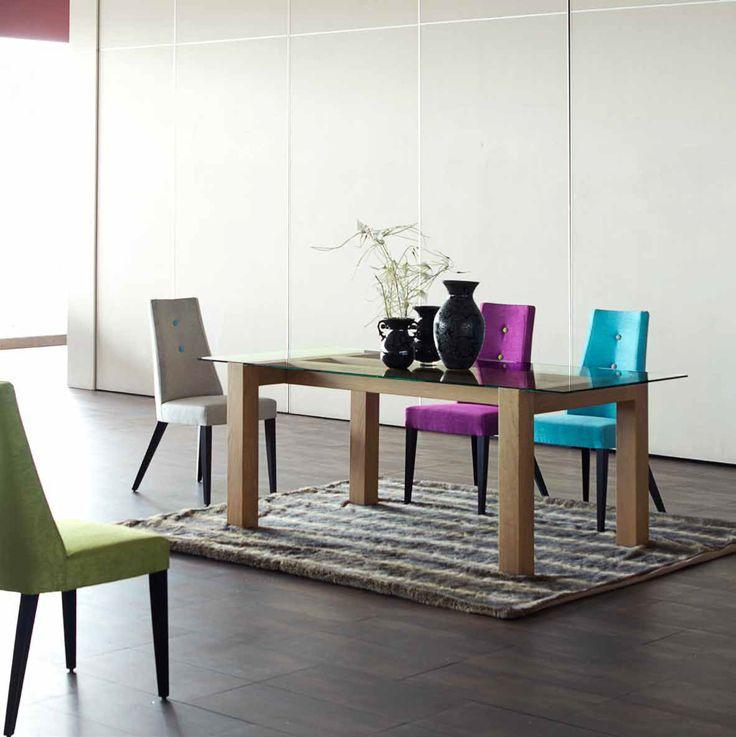 M s de 1000 ideas sobre sillas tapizadas en pinterest for Sillas de comedor tapizadas