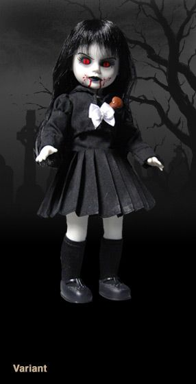 Sabbatha Blood (Living Dead Dolls Series 19 *Variant*)
