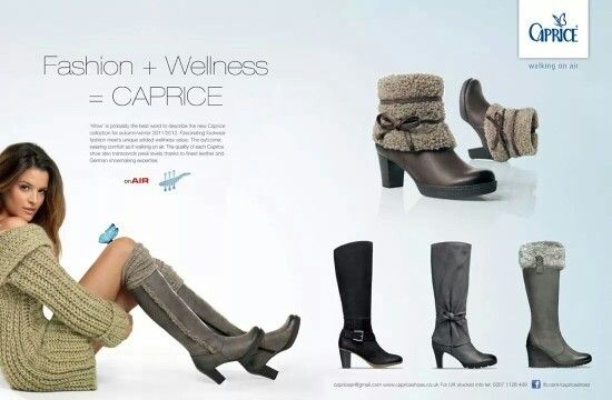 Double page spread winter 13 14 consumer advertising