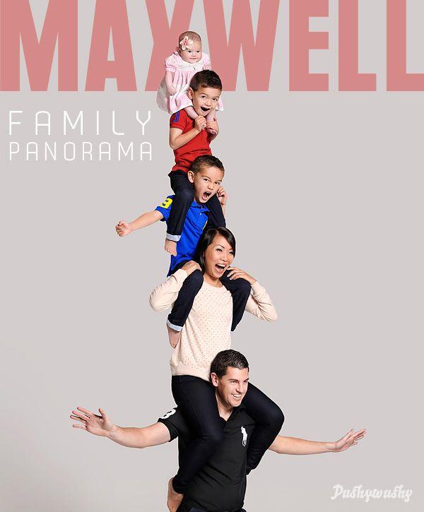 Maxwell Family Panorama