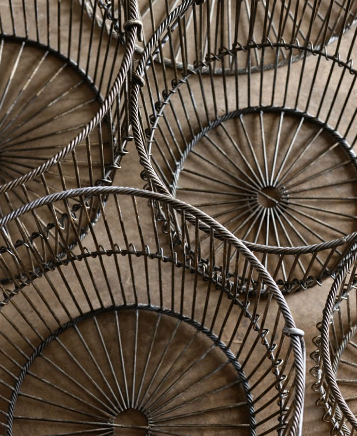 Lostine - big baskets -set of four