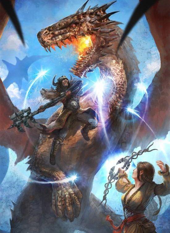 Dragons Dogma Online Art
