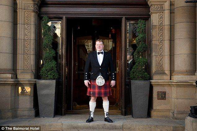 For all those curious about their Scottish ancestry, or simply eager to see if they can pull off the tartan trend, this amenity offered at The Balmoral Hotel in Edinburgh will be of particular interest. Andy Fraser is the 'tartan butler,' and a master at tracing Scottish lineage. Once he manages to track down your clan, he can then help to arrange a trip to one of the city's most established kilt shops to pick out their pattern and have their own garment stitched. And if you'd really like to…