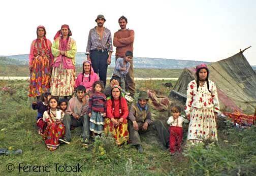 familia cigana