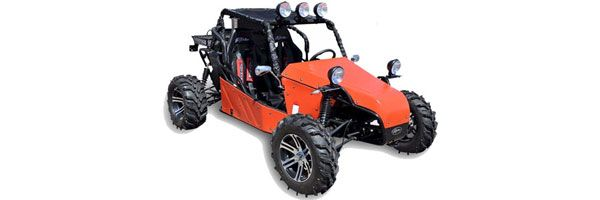 Buggy Specifications: 800cc, manual, 2 seats.