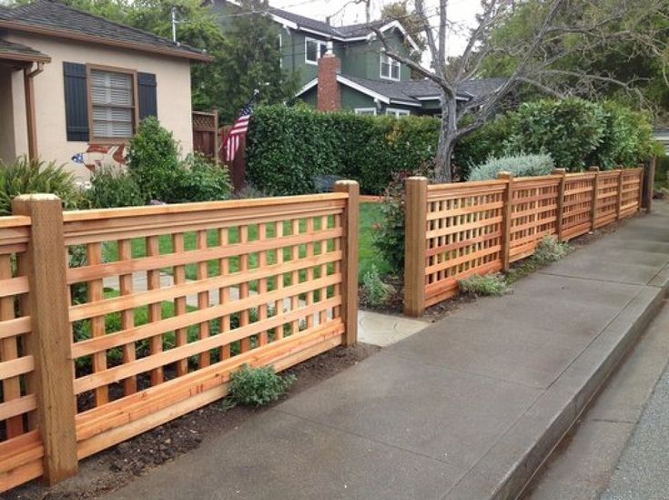 Best Ideas For The Front Yard Images On Pinterest Front Yards - Front yard fencing ideas