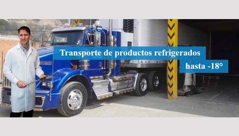 TRANSPORTE, DISTRIBUCIÓN Y ENTREGA:  Tenemos vehículos para transporte urbano y regional con capacidad hasta 4.5 tons. Y temperaturas de – 12°C a -16°C.