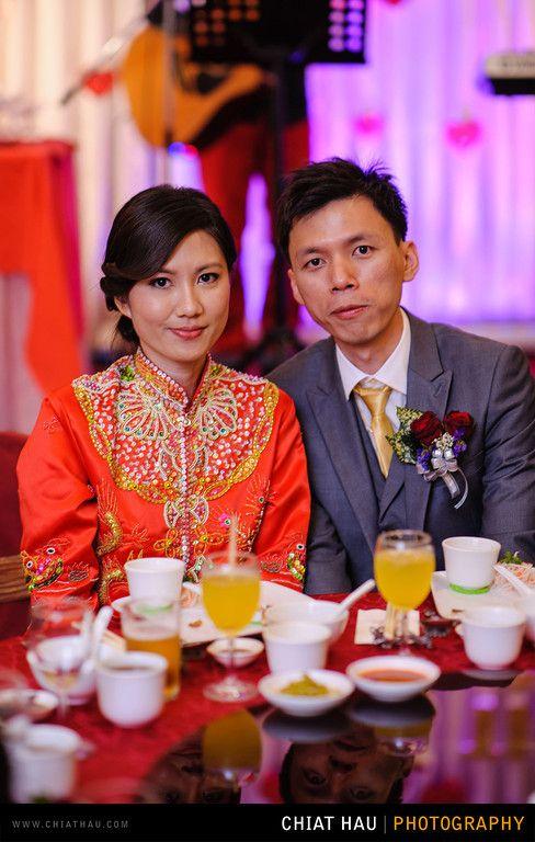 Wedding Photography by Chiat Hau Photography(Tiong Sheng + Mei Yin . Wedding Banquet at Cititel Hotel Penang)