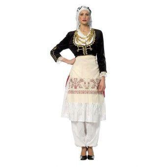 Παραδοσιακή φορεσιά Ανωγειανή Κρήτης