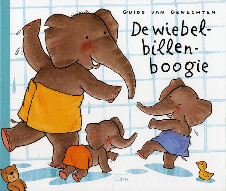 Ruim 20 digitale prentenboeken via wetboek.nl waaronder 'De wiebel-billen-boogie' en 'Nippertje'.