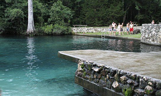 Ponce De Leon Springs – Ponce De Leon | Best Campgrounds in Florida | Best Places To Go For Camping | Outdoor Activities by Survival Life at http://survivallife.com/best-campgrounds-in-florida/