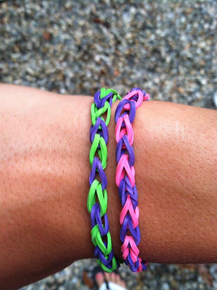 83 Best Rubber Band Bracelets Images On Pinterest Loom