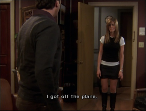I CRY EVERY TIME!: Movies Tv, Friends Tv, F R I E N D S, Favorite Moment, Ross And Rachel, Friends Moments, Planes, Favorite Friends