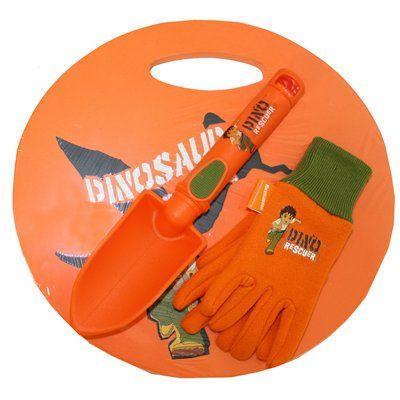 MidWest Quality Gloves, Inc. Nickelodeon Diego Dino Rescuer Kid's Gardening Set