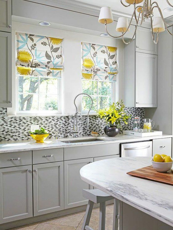 les 12 meilleures images du tableau deco rideau cuisine sur pinterest deco rideau rideaux. Black Bedroom Furniture Sets. Home Design Ideas