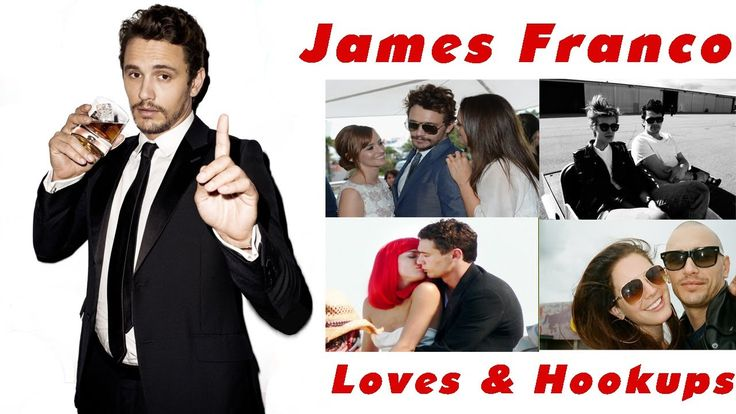 10 Girls Who James Franco Has Dated