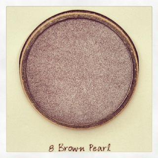 """Eyes : Eyeshadow - """"Brown Pearl"""""""
