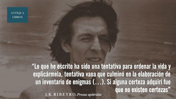 De Prosas apátridas, Julio Ramón Ribeyro. Literatura Peruana