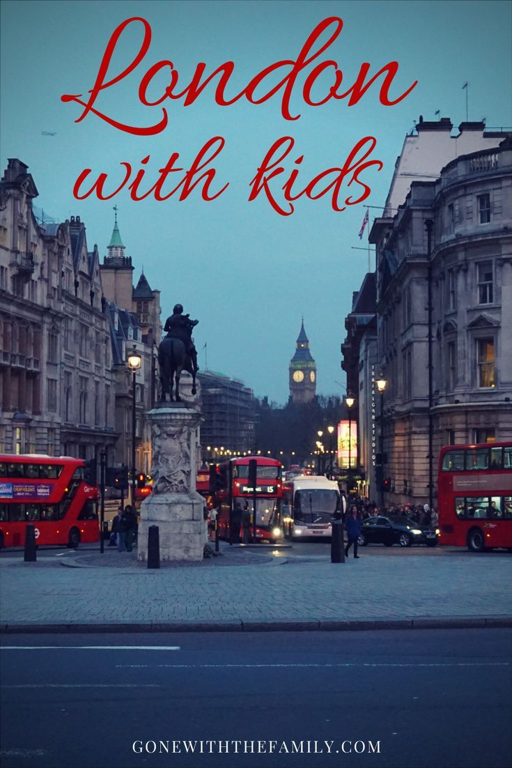 London With Kids 14 Favourite Attractions And Activities