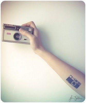 Camera tattoo: Cameratattoo, Tattoo Ideas, Tattoo Cameras, Vintage Cameras, Cameras Tattoo, Tattoo'S, Tattoo Patterns, Tattoo Design, Camera Tattoos