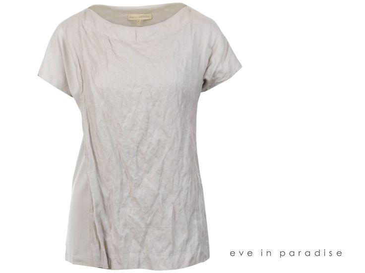 Raffiniertes #Damen-#Shirt für sonnige Tage - jetzt solange der Vorrat reicht reduziert!