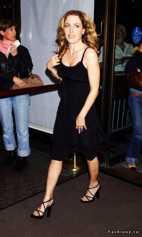 Джиллиан Андерсон: её стиль от становления карьеры по сегодняшний день / джиллиан андерсон профиль