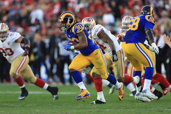 2016 Fantasy Football Lineup Decisions: NFL Week 17 - Colby Conway