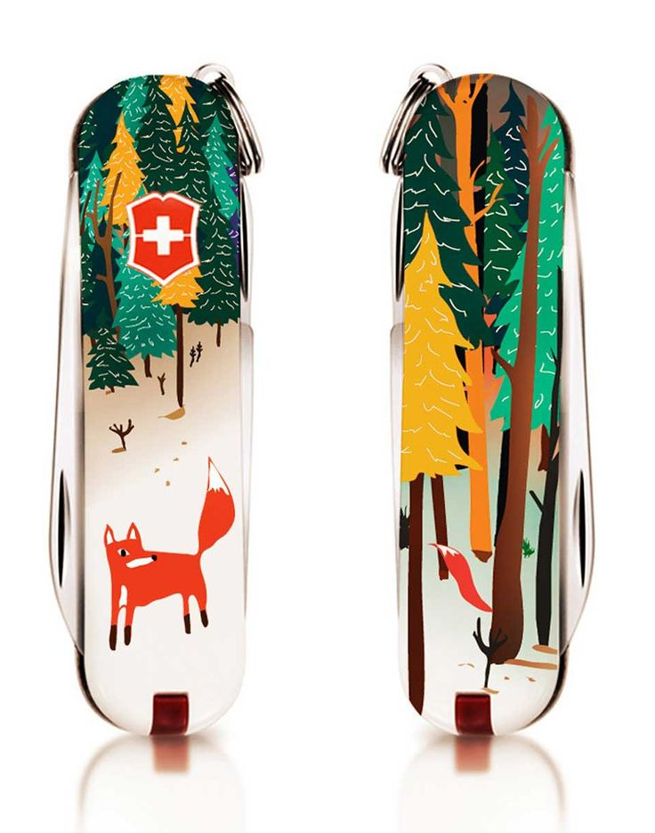 VICTORINOX Classic Limited Edition Foxy