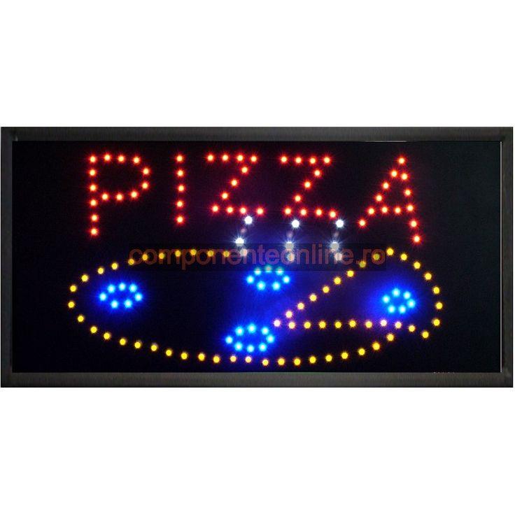 Afisaj cu LED-uri, afisaj Pizza - 113623